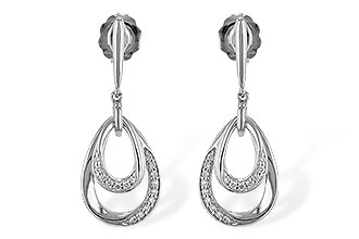 K198-87958: EARRINGS .12 TW