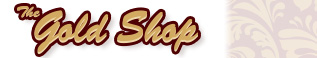 The Gold Shop Logo